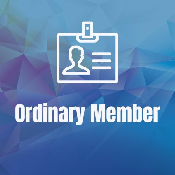 Ordinary Member