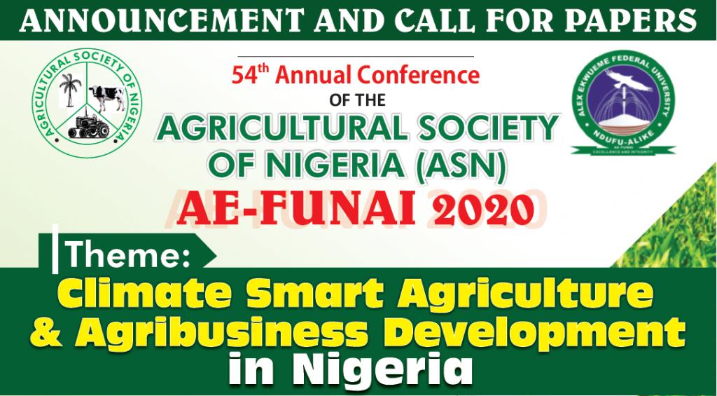 AE FUNAI 2020 Conference